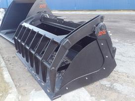 Hnh Engineering Universalus kaušas, mėšlo