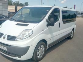 Renault Trafic, 2.0 l., keleiviniai mikroautobusai