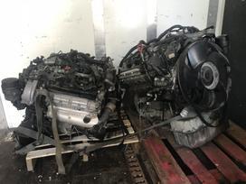 Mercedes-benz Ml klasė dalimis. Visas arba dalimis