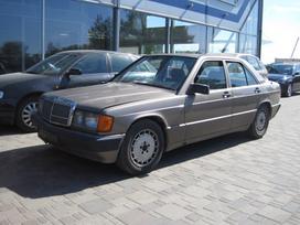 Mercedes-benz 190 dalimis. Mercedes-benz w201