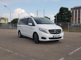 Mercedes-benz V Class, keleiviniai mikroautobusai
