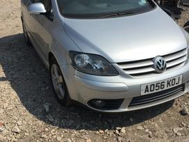 Volkswagen Golf Plus dalimis