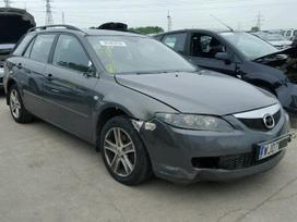 Mazda 6 dalimis. Automobiliu detales