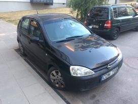 Opel Corsa, 1.7 l., hečbekas