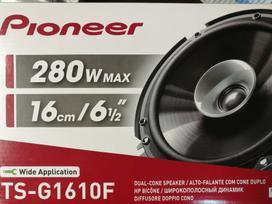 Pioneer Ts-g1610f, garsiakalbiai