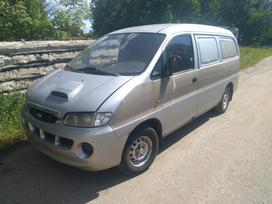 Hyundai H1, krovininiai mikroautobusai