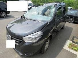 Dacia Dokker. Europa farkopas