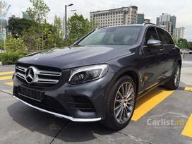 Mercedes-benz Glc250. Parduodamas dalimis!