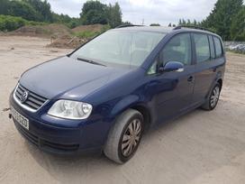 Volkswagen Touran. Automobilis parduodamas dalimis. galime pasiū