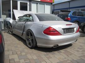 Mercedes-benz Sl500 dalimis. Mercedes-benz