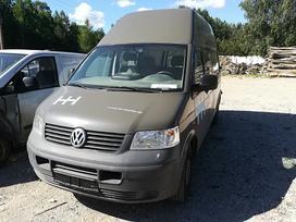 Volkswagen Transporter. Prekyba naudotomis europinių modelių