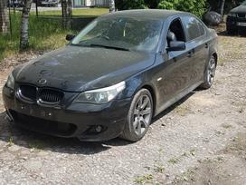 BMW 530 по частям. Bmw e60 530d 2003 08men.  1. automatine