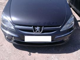 Peugeot 607. Spalvos kodas eyjc xenon