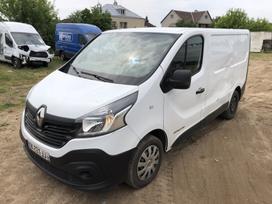 Renault Trafic, krovininiai mikroautobusai