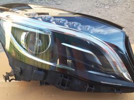Mercedes-benz Gla klasė. Europiniai zibintai