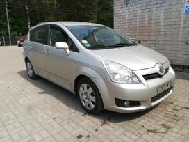 Toyota Corolla Verso. Prekyba naudotomis