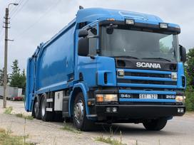 Scania P94, Šiukšliavežiai