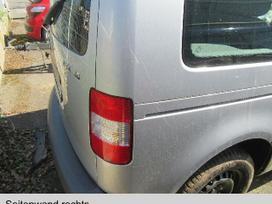 Volkswagen Caddy. Rida 114000km