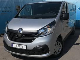 Renault Trafik, keleiviniai mikroautobusai