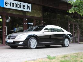 Mercedes-benz S500, 5.5 l., sedanas