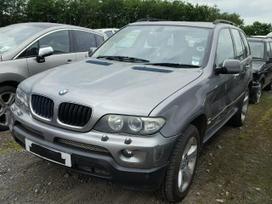BMW X5 for parts. Automobiliu detales prieinamom kainom, visom