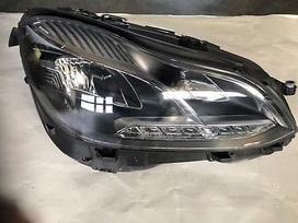 Mercedes-benz E klasė. Europiniai e212