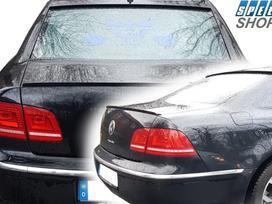 Volkswagen Phaeton. Phaeton bagažinės spoileris bagažinės dangč