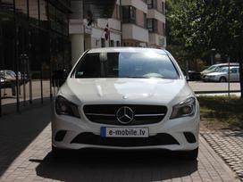 Mercedes-benz Cla200, 2.1 l., sedanas