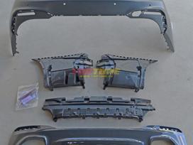 Bmw 5 serija. M-sport apdailos komplektas g30