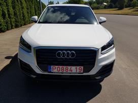Audi Q2, 1.6 l., visureigis