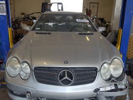 Mercedes-Benz SL klasė dalimis. Mercedes benz sl55 amg, brabus
