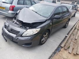 Toyota Corolla dalimis. Europa , dalimis