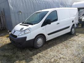 Citroen Jumpy. Europa long