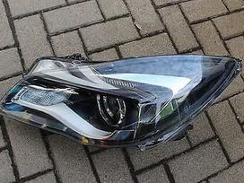 Opel Insignia. Europinis halogeninis zibintas