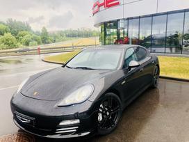 Porsche Panamera, 4.8 l., kupė (coupe)