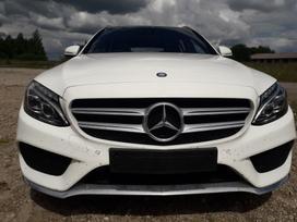 Mercedes-benz C klasė. Turime variklius: 651