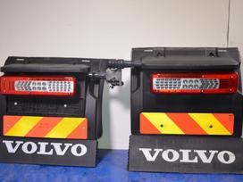Volvo Fh13, Fh4 galinis sparnas, vilkikai