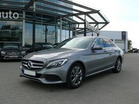 Mercedes-benz C180, 1.6 l., sedanas