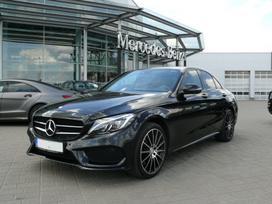 Mercedes-benz C400, 3.0 l., sedanas