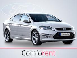 Ford Mondeo, 2.0 l., saloon / sedan