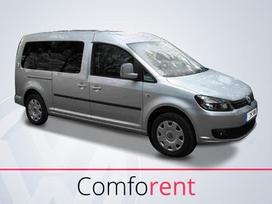 Volkswagen Caddy, 2.0 l., vienatūris