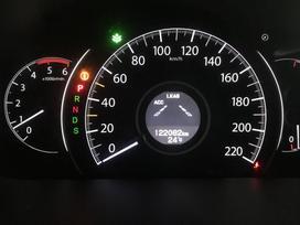 Honda CR-V, 2.2 l., visureigis