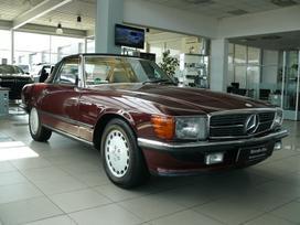 Mercedes-Benz SL300, 2.9 l., kabrioletas