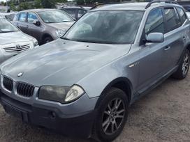 BMW X3, 3.0 l., visureigis