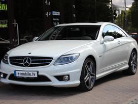 Mercedes-Benz CL63 AMG, 6.2 l., kupė (coupe)