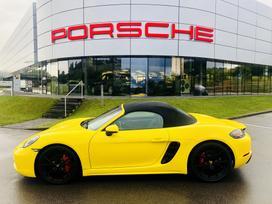 Porsche Boxster, kabrioletas