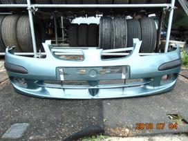 Nissan Almera bamperiai