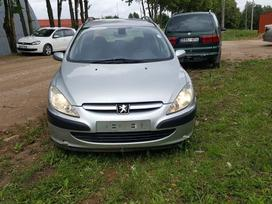 Peugeot 307. Peugeot 307 dalimis 1.6