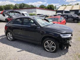 Audi Q3. Dalimis. s line