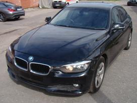 BMW 320 dalimis. Bmw f30 320d lietotas rezerves daļas ļoti labā